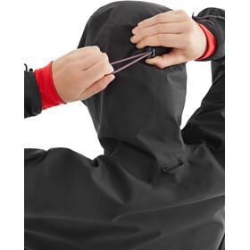 Klättermusen Allgrön Jacket Damen black